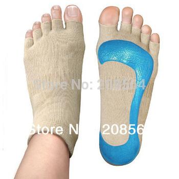 Женская профессиональная йога носки женская свободного покроя хлопок специальный спортивный силикагель носки 1625