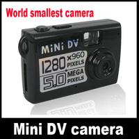 Worlds Smallest HD Digital Video Camera Mini DV DVR