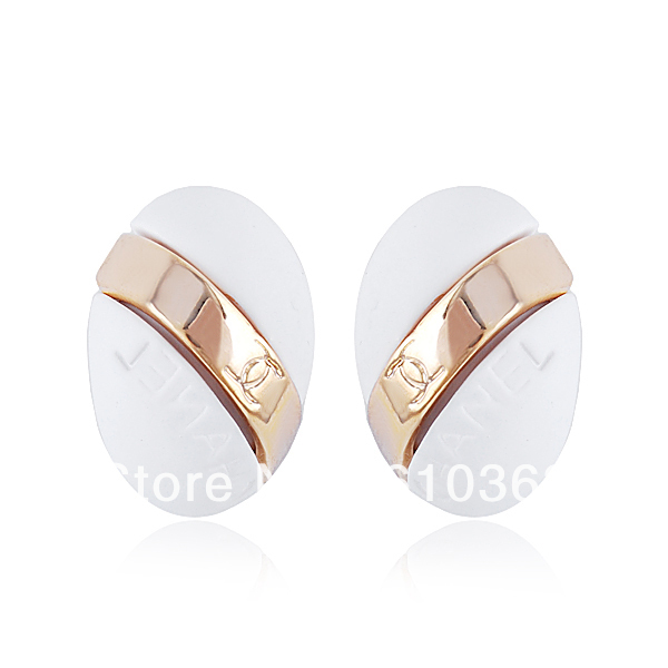 LELEway High Quality 18K Gold Plated Alloy Earrings Fashion 2013 Wedding Jewelry Sets Free Shipping(China (Mainland))