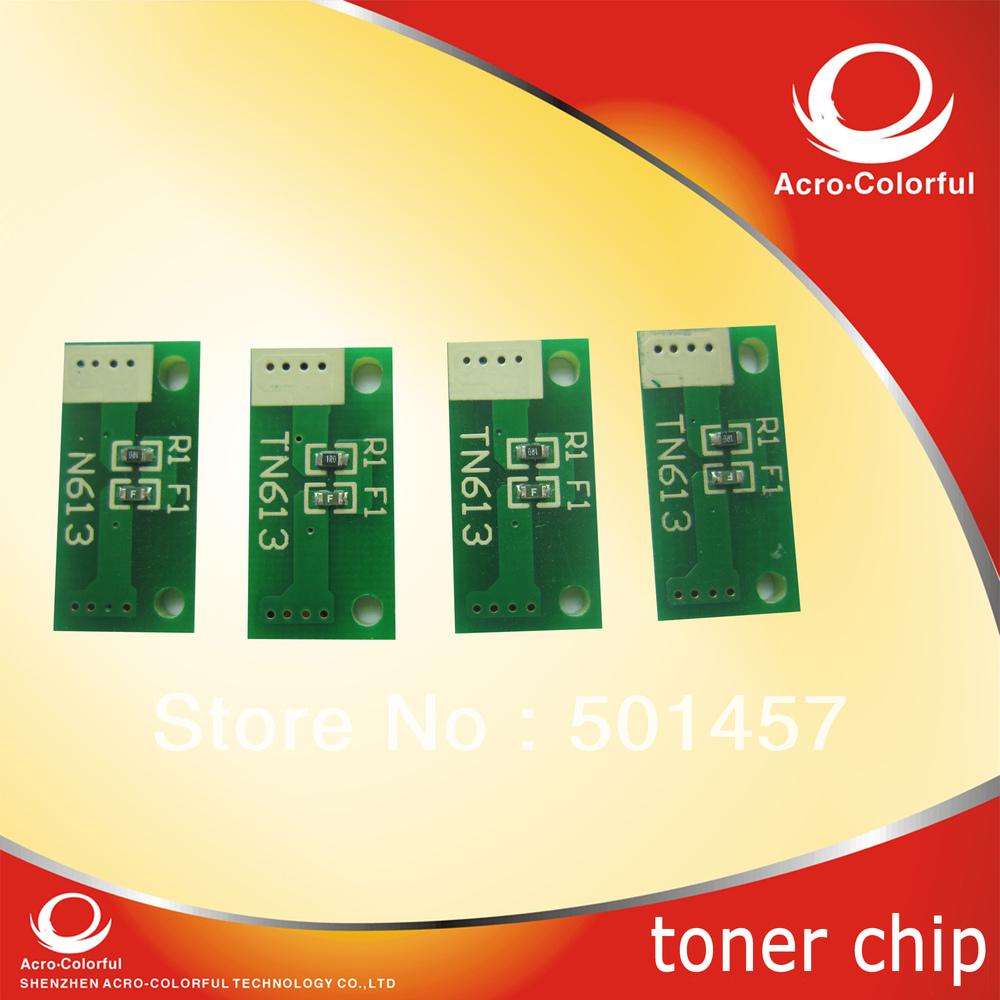 5 x Toner Reset Chips for DELL 3010cn  341-3568 341-3569 341-3570 341-3571