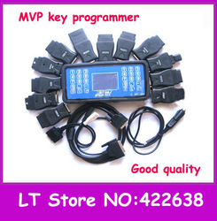 Super MVP car key programmer DHL free shipping(China (Mainland))