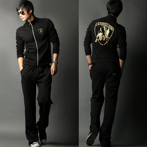 2013 new fashion Sport suit sportswear Brand suit a set of Leisure sports suit Leisure men's clothing(China (Mainland))