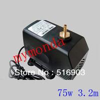 75 w Engraving machine pump 3.2 m  \Spindle motor cooling water pump