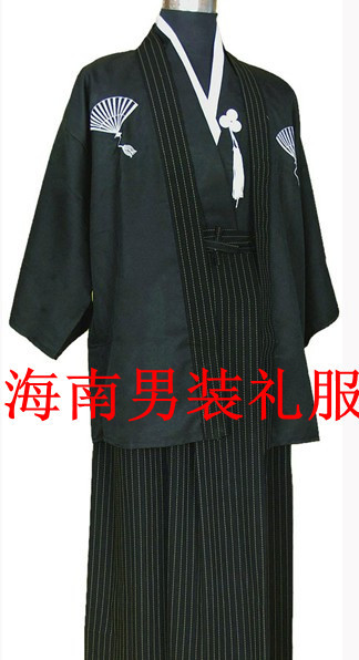 100.4m male kimono traditional(China (Mainland))