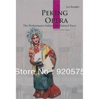 Free Shipping! China Peking Opera Book: Peking Opera The book to know Peking Opera Culture China Learning Opera Book