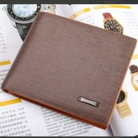 Men's Fashion Genuine Leather Brand  Wallet Clutch Bag Brand Soft Wallet Credit Card Holder Monederos #DX11