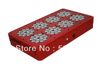 Full spectrum plant LED grow light Apollo 8/ Hydroponics LED/ Indoor grow tent/ Aeroponics/grow box LED