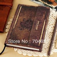 Twilight vintage diary notebook Stationery Note book Agenda Memopad calendar 2013 vampire diaries korea notepad