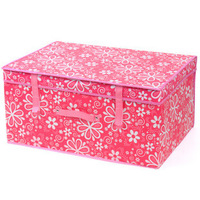 40x35x25cm High-quality special clothing storage box thicker finishing boxes free shipping