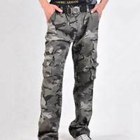 2013 Camouflage spring pants trousers Camouflage pants overalls casual trousers mc001 p55