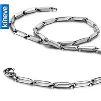 Kineve necklace male fashion titanium steel necklace male necklace accessories male birthday gift