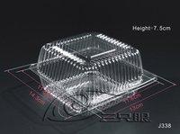 Snacks box,plastic cake packaging box , mooncake box, cake case, food packagingad box, baking packaging,