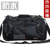Fast shipping!! Male travel bag large capacity portable travel bag man's shoulder bag waterproof