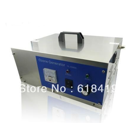High Concentration7g/hswimming pool ozone generator water and air for Industry with Stainless steel + Free Shipping(China (Mainland))