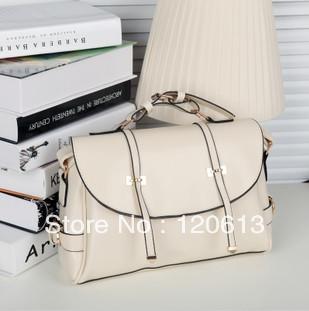 Women's trend handbag female 2013 double arrow handbag messenger bag New arrival Hot selling
