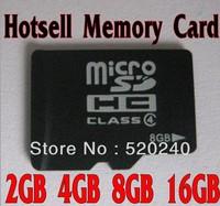 20pcs/lot, Cheapest Micro SD Card Real 2GB 4GB 8GB 16GB 32GB Mini Memory Card No Retail Box Free Shipping