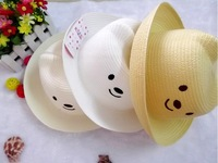 Wholesale 600pcs/lot 2013 New Children's Cartoon Hat Children Cartoon Hat Children Summer Models Cap
