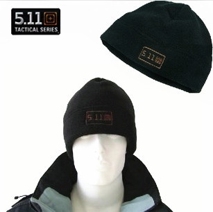 511 fleece hat 5.11 hat 5.11 fleece hat thickening warm embroidery logo outdoor hat(China (Mainland))