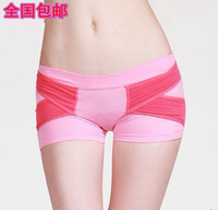 free shipping! Women's sleeping butt-lifting panties body shaping pants remedical nice bottom boxer panties bottom panties