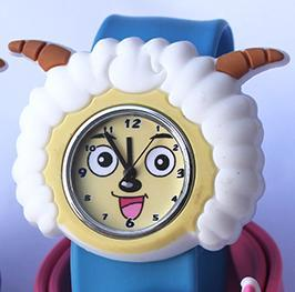 Cartoon animal table child table fashion watch jubilance table(China (Mainland))