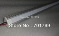 1M long DC5V WS2812 32LEDs led digital bar light,with milky cover;V type Alu housing