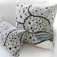 Wild Goose screen Sketch Style Cotton Canvas Pillow Case Decor Cushion Cover 60cm*60cm