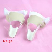 Free Shipping 1Pair Bunion Splint Great Toe Straightener Foot Pain Relief Hallux Valgus