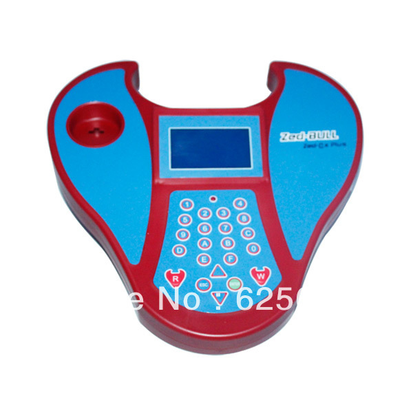 Wholesale 2013 ZedBull Smart Zed-Bull Key Transponder Programmer ZED BULL(China (Mainland))