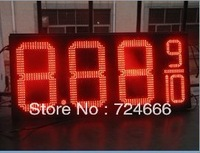 12inches outdoor led gas price display