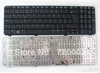 5PCS FREEshipping Original New GoodWorking laptop keyboard For HP CQ61 QD5  PO