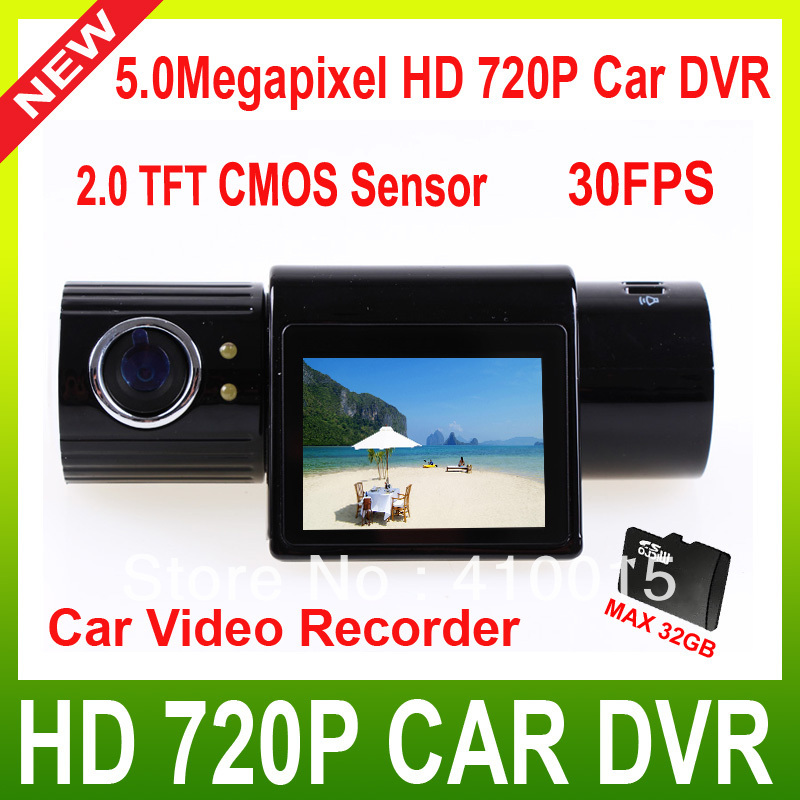 Night Vision Dashboard HD Camera Car DVR Blackview(China (Mainland))