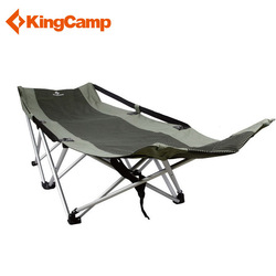 Kingcamp outdoor furniture aluminum pipe portable folding bed kc3805(China (Mainland))