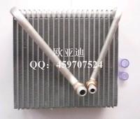 Shanghai volkswagen 99 era super man evaporator automotive air conditioning radiator evaporation tank core
