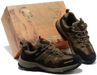 2013 100% Original men's hiking shoes outdoor ultra-light breathable walking shoes Good Quality