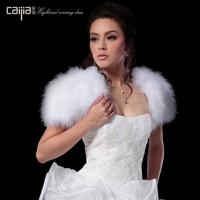 2013 wedding dress outerwear ostrich wool turkey wool ultra-short of paragraph fur wool fur shawl