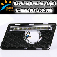 For Mercedes Led daytime running light, car drl Led daytime driving light for Mercedes Benz GLK 300, 350