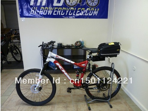 2011 HPC XC-1 2000w Electric High Performance Mountain Bike Ebike 33mph KHS NR!!(China (Mainland))