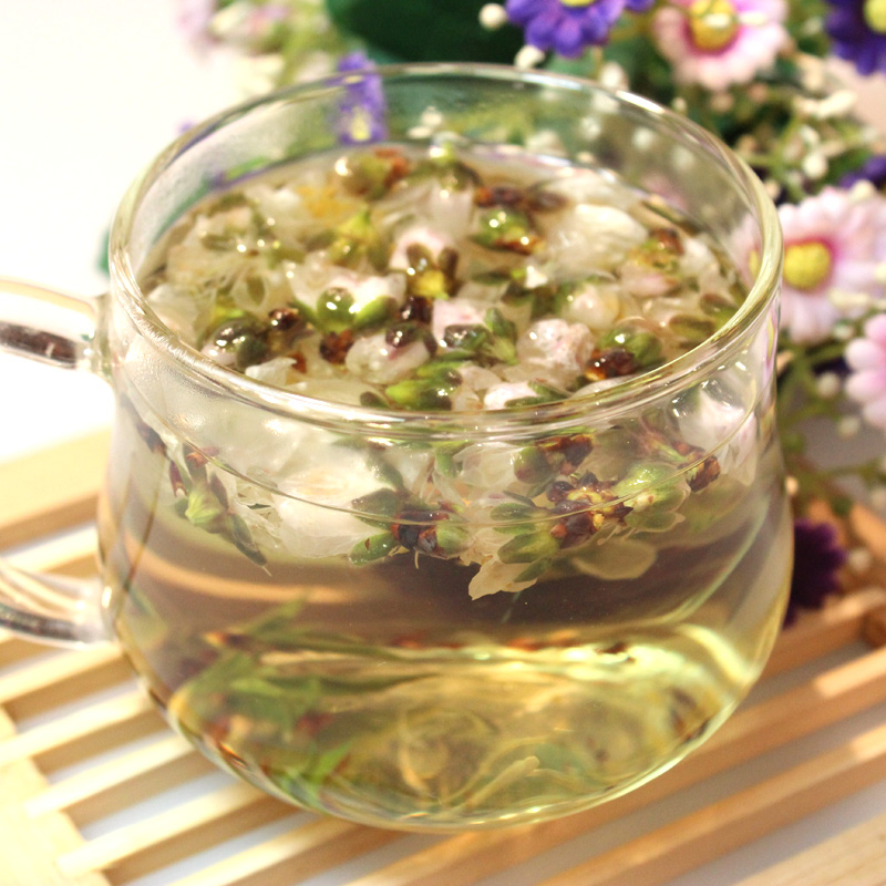 Bulk dried flowers herbal tea super small peach tea bowel beauty lose weight tea(China (Mainland))