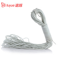10 meters Tent pole rubber band tent accessories rod aluminum rod rope elastic rubber band strap elastic rope ty393