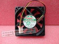 Magic mgt7012ur-015 12v 0.58a 7015 7cm cpu computer case fan