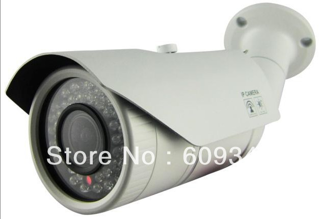 Hot selling Ambarella IP box camera with 1080P resolution and IR range 30M(China (Mainland))