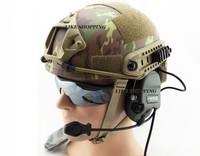 Tactical Ballistic Helmet camouflage