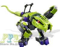 2013 NINIA ROAD Educational Robot Block Cheap High Quality Ninjago Fangs 255pcs Block Free shipping
