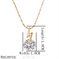 18K gold plated necklace Genuine Austrian crystals italina necklace,Nickle free antiallergic factory prices hbg zyf GPN208