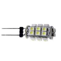 DC 12V G4 26 LED Lamp White light SMD 3528 led Home Car RV Marine Boat LED Bulb Lamps Free Shipping Wholesale