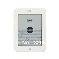 free shipping russian language wifi pdf  4GB e book reader touch screen  6 inch high-definition screen + cover Wholesale