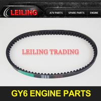 734# GY6 Engine Drive Belt,GY6 150cc Engine Parts