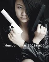 Free Shipping 1Piece Cool Gun Shape Hair Makeup Tool Combs Gum Comb \ Pistal Comb