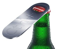 Free Shipping Bottle Opener Ctrl+O Opener Bar Beer Opener