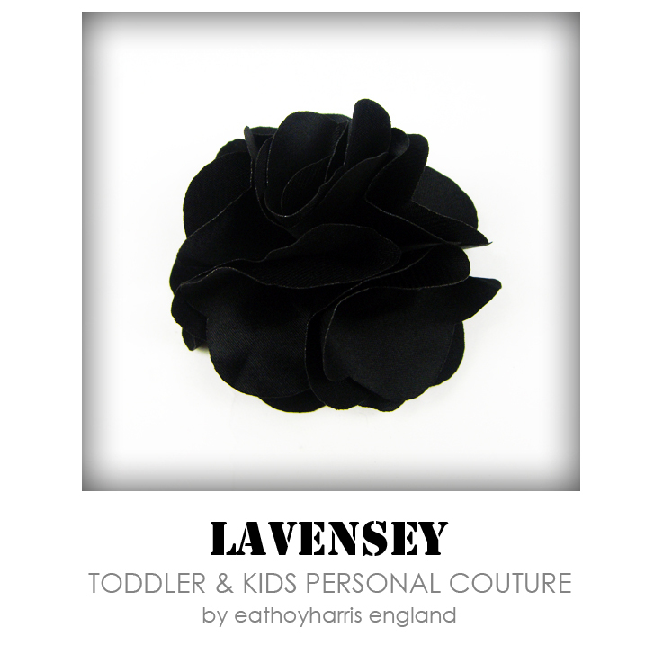 lavensey summer accessories for children,beautiful flower brooch great for going out and very elegant on dresses(China (Mainland))